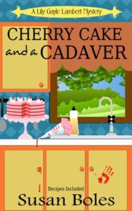 Cherry Cake and a Cadaver book cover