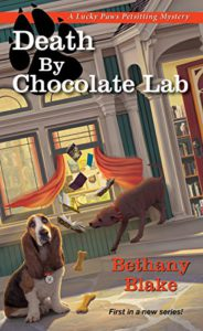 Death by Chocolate Lab cover