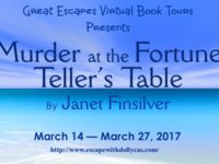 Murder at the Fortune Teller's Table by Janet Finsilver – Book Spotlight + Giveaway