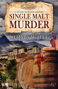 Single Malt Murder book cover