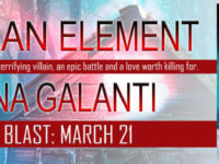A Human Element by Donna Galanti – Blast + Giveaway
