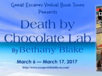 Death by Chocolate Lab by Bethany Blake – Guest Post + Giveaway