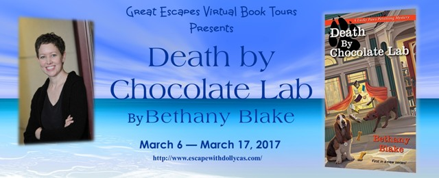 Death by Chocolate Lab tour banner