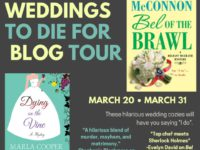 Weddings to Die For Blog Tour – Excerpts