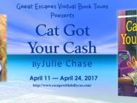 Cat Got Your Cash by Julie Chase – Guest Post + Giveaway