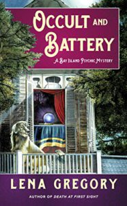 Occult and Battery by Lena Gregory – Guest Post + Giveaway