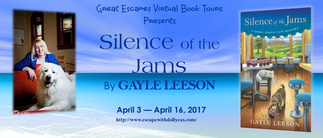 Silence of the Jams tour banner