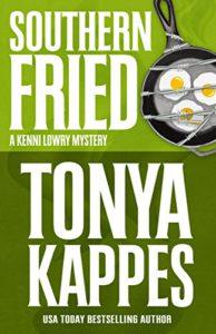 Southern Fried by Tonya Kappes – Meet Myrna Savage + #Giveaway