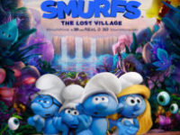 Smurfs: The Lost Village #SmurfsMovie Activity Sheets