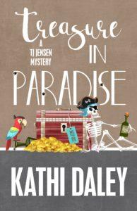 Treasure in Paradise book cover