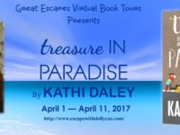 Treasure in Paradise by Kathi Daley – TJ Jensen Character Interview + Giveaway