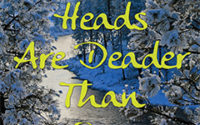 Two Heads Are Deader Than One by Elena Hartwell – Guest Post, Review + Giveaway