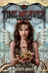 Time Weaver book cover