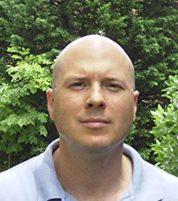 Author David Burnsworth