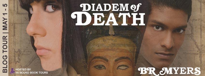 Diadem of Death tour banner