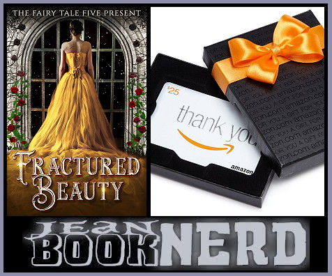 Fractured Beauty giveaway banner