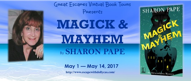 Magick & Mayhem by Sharon Pape
