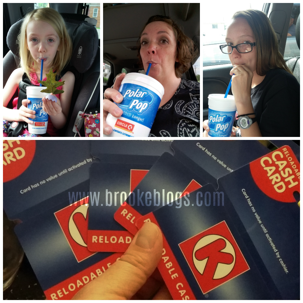 Circle K Gift Card Collage
