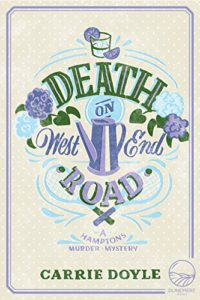 Death on the West End Road book cover