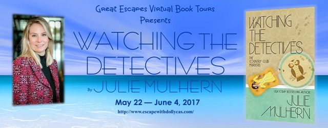 Watching the Detectives by Julie Mulhern