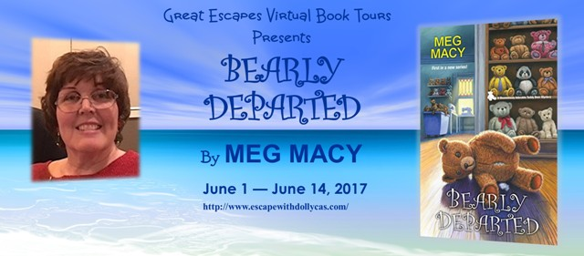 Bearly Departed by Meg Macy