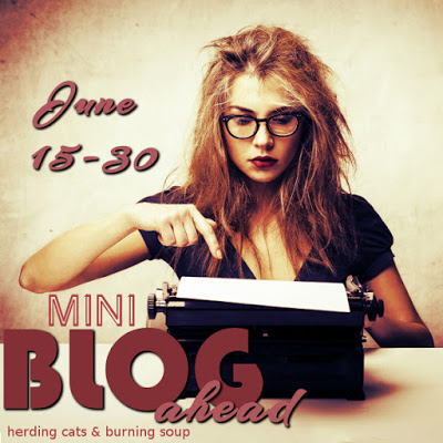 Mini Blog Ahead 2