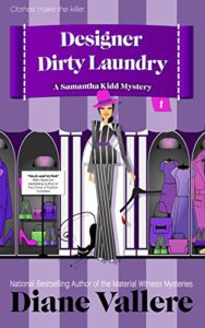 Designer Dirty Laundry book cover