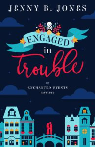 Engaged in trouble book tour