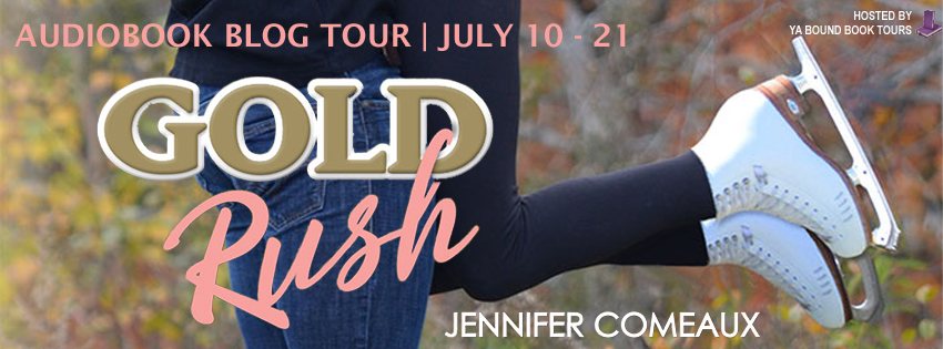 Gold Rush tour banner