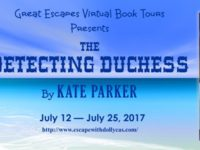 The Detecting Duchess by Kate Parker – Spotlight