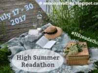 High Summer Readathon + Christmas in July Readathon #HSReadathon