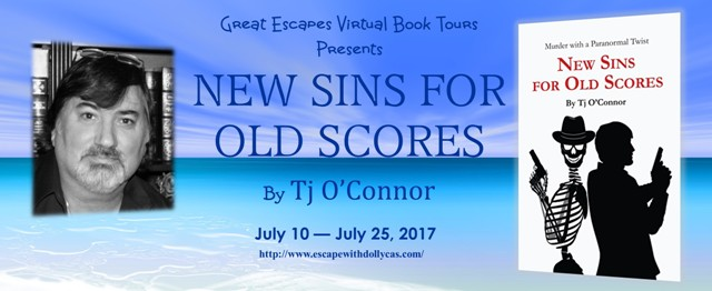 New Sins for Old Scores by Tj O'Connor - Guest Post