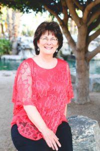 Author Karen Randau