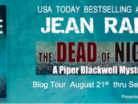 The Dead of Night by Jean Rabe – Excerpt + Giveaway