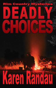 Deadly Choices book cover
