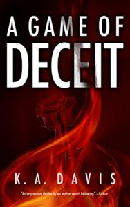 A Game of Deceit book cover