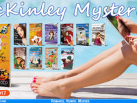 McKinley Mystery Series by Carolyn Arnold – Books 6-9