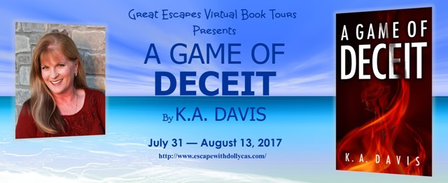 A Game of Deceit tour banner