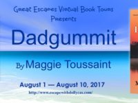 Dadgummit by Maggie Toussaint – Spotlight + Giveaway