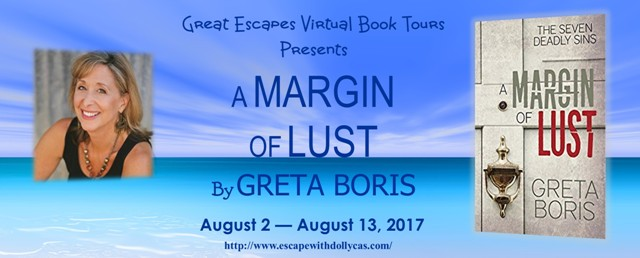 A Margin of Lust by Greta Boris - Review