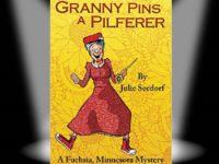 Granny Pins a Pilferer by Julie Seedorf – Spotlight + Giveaway @JulieSeedorf