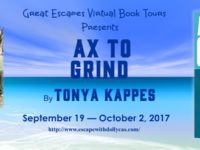 Ax to Grind by Tonya Kappes – Spotlight + Giveaway