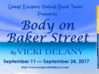 Body on Baker Street by Vicki Delany – Guest Post
