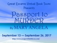 Passport to Murder by Mary Angela – Excerpt + Giveaway