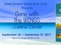 Gone With the Wings by Leena Clover – Guest Post + Giveaway