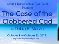 The Case of the Clobbered Cad by Debra E. Marvin – Recipe + 2 Giveaways