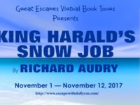 King Harald's Snow Job by Richard Audry – Spotlight + Giveaway