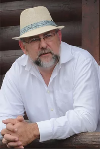 Author Robbie Cox