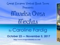 Murder Over Mochas by Caroline Fardig – Guest Post