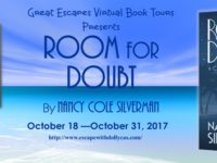 Room for Doubt by Nancy Cole Silverman – Guest Post + Giveaway